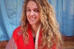 Abhyanga et rituel à Lakshmi avril 2012