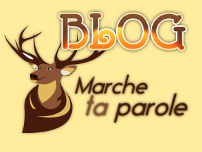 logo marchetaparole : blog