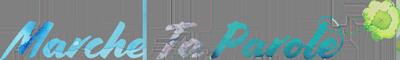 Marche ta parole Logo