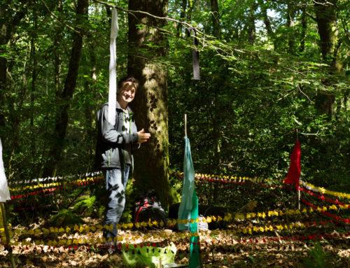 Camp de quête de vision en Bretagne Sud du 8 au 19 juillet 2021